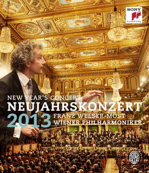 New Year's Concert: 2013 - Vienna Philharmonic (Welser-Möst) (2013) (Blu-ray) (Retail / Rental)