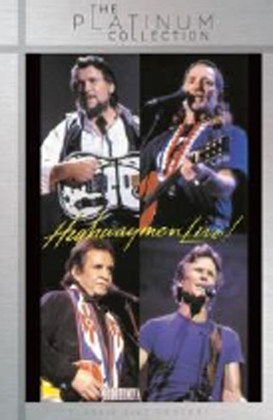 The Highwaymen: Live (1990) (Retail / Rental)