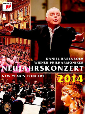New Year's Concert: 2014 - Vienna Philharmonic (Barenboim) (2014) (Retail / Rental)