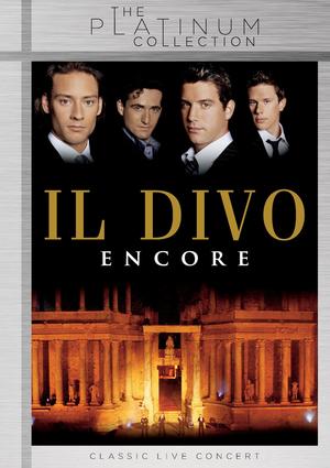 Il Divo: Encore (2005) (Retail / Rental)