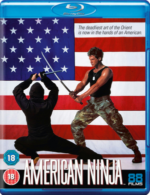 American Ninja (1985) (Blu-ray) (Retail / Rental)