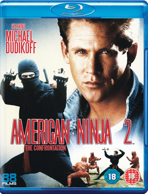 American Ninja 2 - The Confrontation (1987) (Blu-ray) (Retail / Rental)