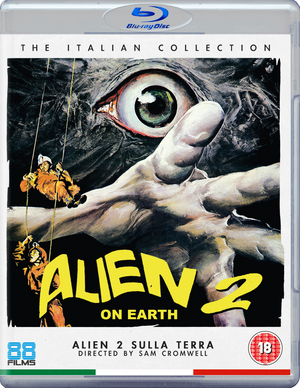 Alien 2 - On Earth (1980) (Blu-ray) (Retail / Rental)
