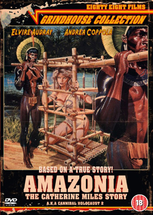 Amazonia - The Catherine Miles Story (1985) (Retail / Rental)