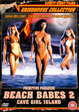 Beach Babes 2 - Cave Girl Island (1996) (Retail / Rental)