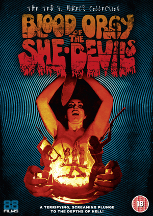 Blood Orgy of the She-devils (1972) (Retail / Rental)