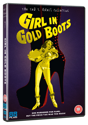 Girl in Gold Boots (1968) (Retail / Rental)