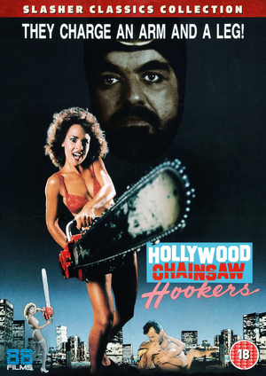 Hollywood Chainsaw Hookers (1988) (Retail / Rental)