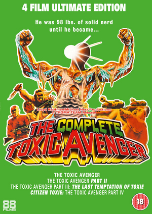 The Complete Toxic Avenger (2000) (Retail / Rental)