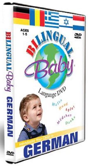 Bilingual Baby: German (2011) (Retail / Rental)