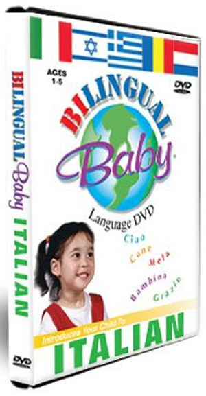 Bilingual Baby: Italian (2011) (Retail / Rental)