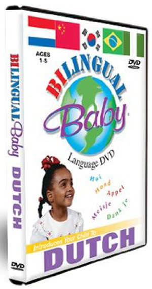 Bilingual Baby: Dutch (2011) (Retail / Rental)