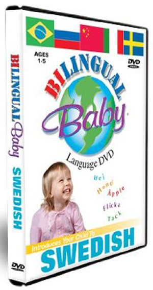 Bilingual Baby: Swedish (2011) (Retail / Rental)