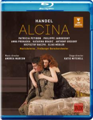Alcina: Aix-en-Provence Festival (Marcon) (2015) (Blu-ray) (Retail Only)