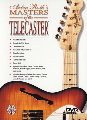 Arlen Roth's Masters of the Telecaster (Retail Only)