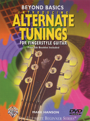 Beyond Basics: Alternate Tunings for Fingerstyle (Retail Only)