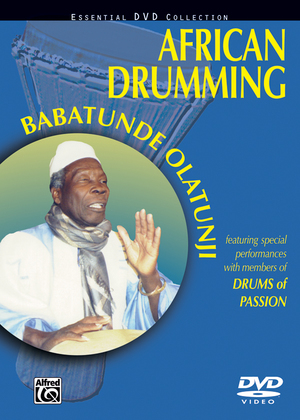 African Drumming (Retail Only)