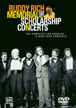 Buddy Rich: Memorial Scholarship Concerts (Retail Only)