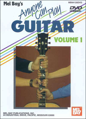 Anyone Can Play Guitar: Volume 1 (2002) (Deleted)