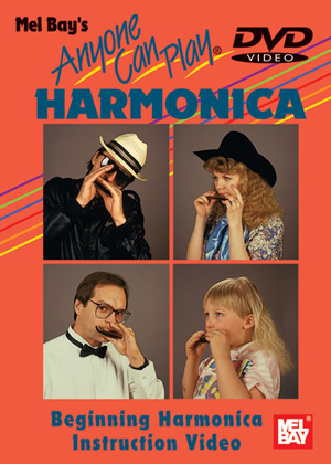 Anyone Can Play Harmonica (2002) (Deleted)