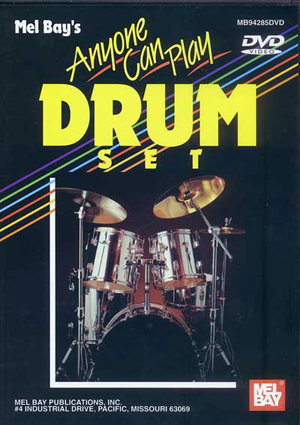 Anyone Can Play Drum Set (2002) (Deleted)