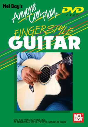 Anyone Can Play Fingerstyle Guitar (2002) (Deleted)