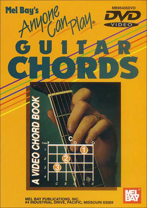 Anyone Can Play Guitar Chords (2002) (Deleted)