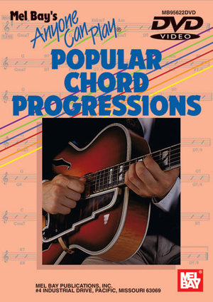 Anyone Can Play Popular Chord Progressions (2002) (Deleted)