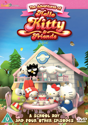 The Adventures of Hello Kitty and Friends: A School Day... (2012) (Retail Only)