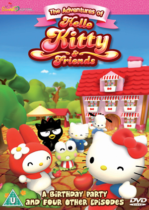The Adventures of Hello Kitty and Friends: A Birthday Party... (2012) (Retail Only)