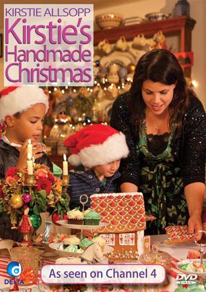 Kirstie's Handmade Christmas (2011) (Retail Only)