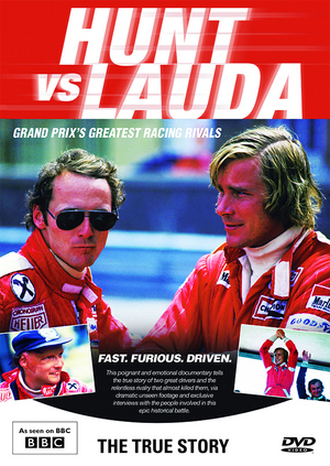 Hunt Vs Lauda: Grand Prix's Greatest Racing Rivals (2013) (Retail Only)