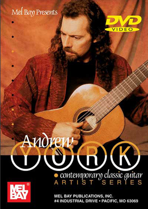 Andrew York: Contemporary Classic Guitar (2004) (Deleted)