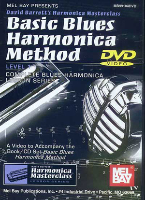 Basic Blues Harmonica Method: Level 1 - Complete Blues... (2003) (Deleted)