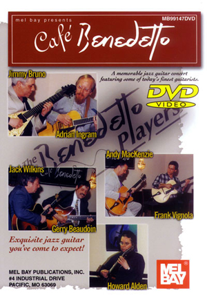 The Benedetto Players: Café Benedetto (2003) (Deleted)