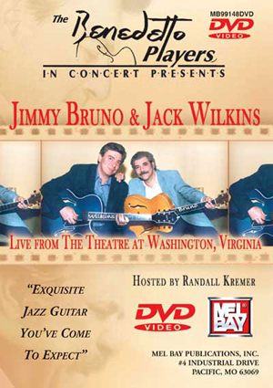 The Benedetto Players: Jimmy Bruno and Jack Wilkins - Live... (2004) (Deleted)