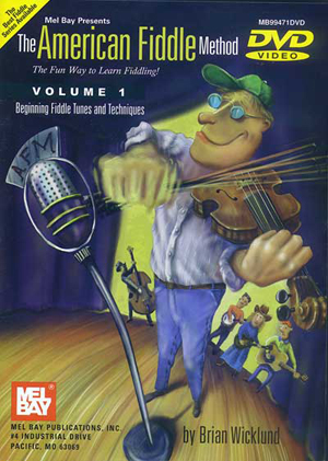 The American Fiddle Method: Volume 1 (2002) (Deleted)