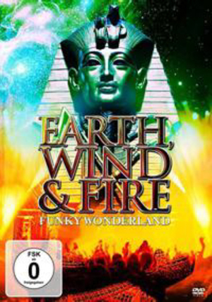 Earth Wind and Fire: Funky Wonderland (2008) (Retail / Rental)
