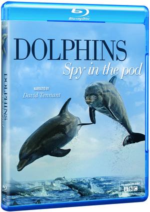 Dolphins: Spy in the Pod (Blu-ray) (Retail / Rental)