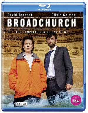Broadchurch: Series 1 and 2 (2015) (Blu-ray) (Retail / Rental)