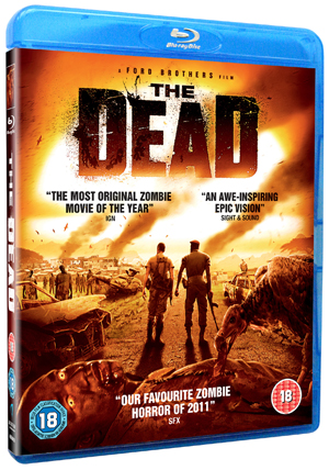 The Dead (2010) (Blu-ray) (Retail / Rental)