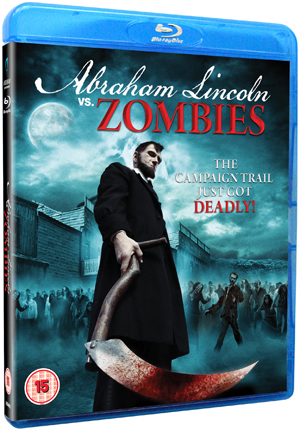 Abraham Lincoln Vs Zombies (2012) (Blu-ray) (Retail / Rental)