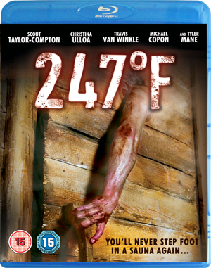 247°F (2011) (Blu-ray) (Retail / Rental)