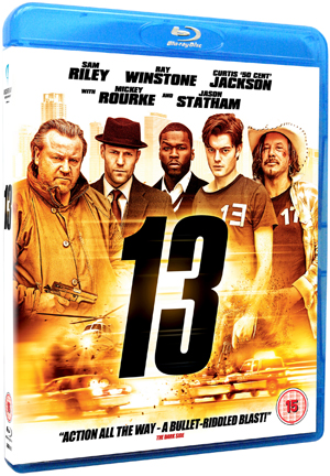13 (2010) (Blu-ray) (Retail / Rental)