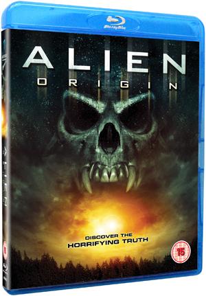 Alien Origin (2012) (Blu-ray) (Retail / Rental)