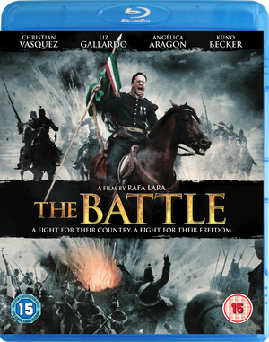 The Battle (2013) (Blu-ray) (Retail / Rental)