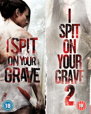 I Spit On Your Grave/I Spit On Your Grave 2 (2013) (Blu-ray) (Retail / Rental)
