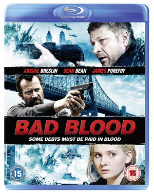 Bad Blood (2014) (Blu-ray) (Retail / Rental)