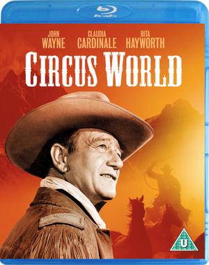 Circus World (1964) (Blu-ray) (Retail / Rental)