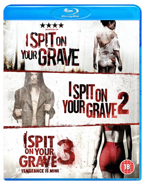 I Spit On Your Grave/I Spit On Your Grave 2/I Spit On Your Grave3 (2015) (Blu-ray) (Retail / Rental)